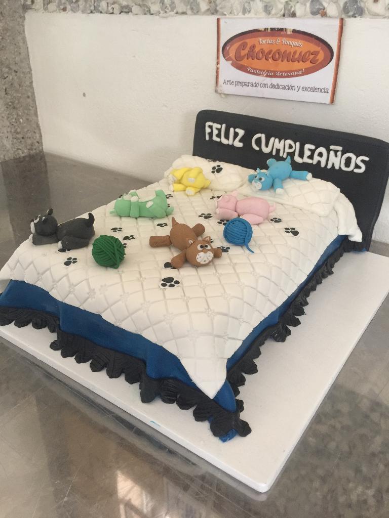 Otras tortas temáticas Choconuez Pastelería