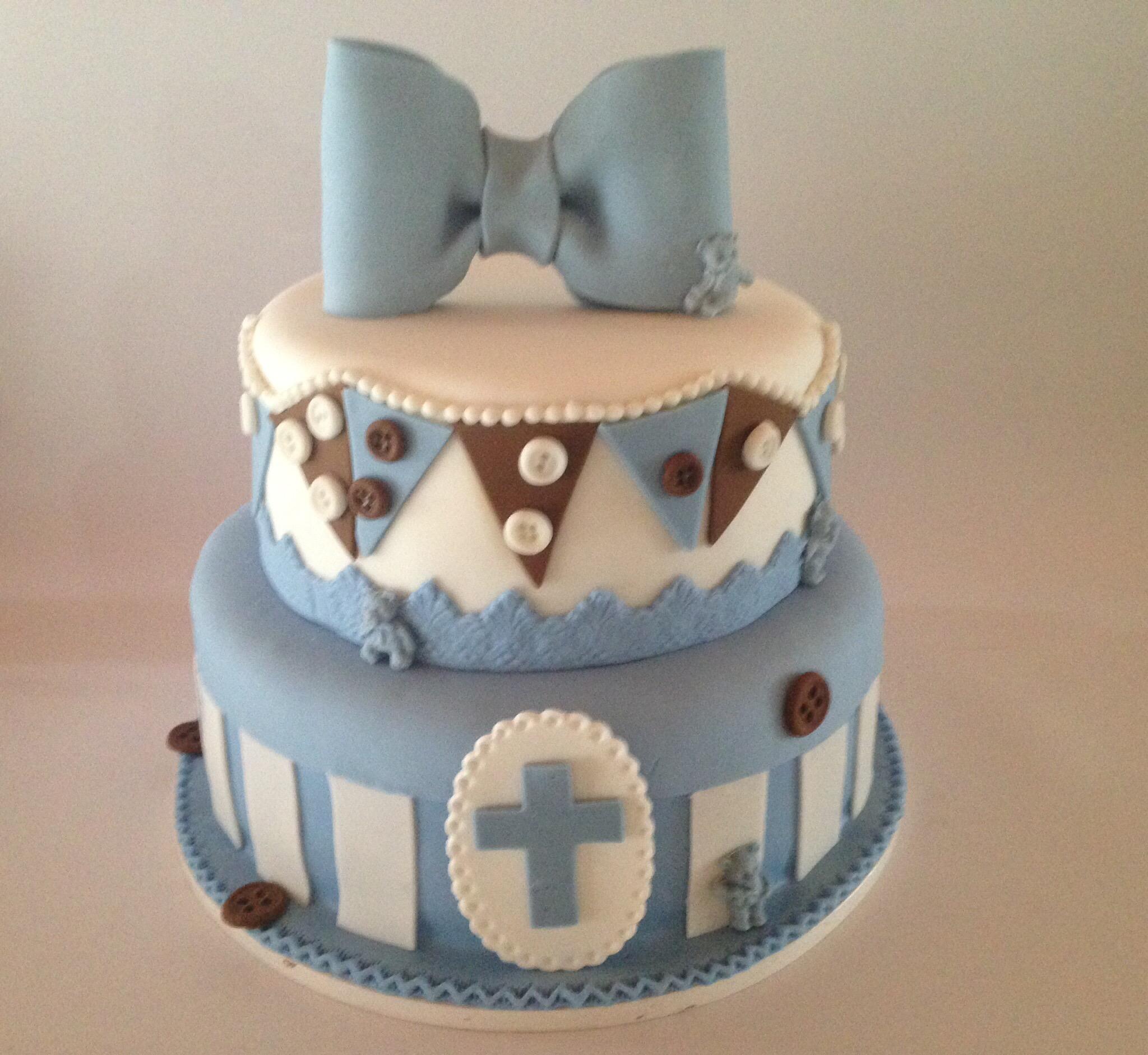 Tortas de bautizo y baby shower Choconuez pastelería