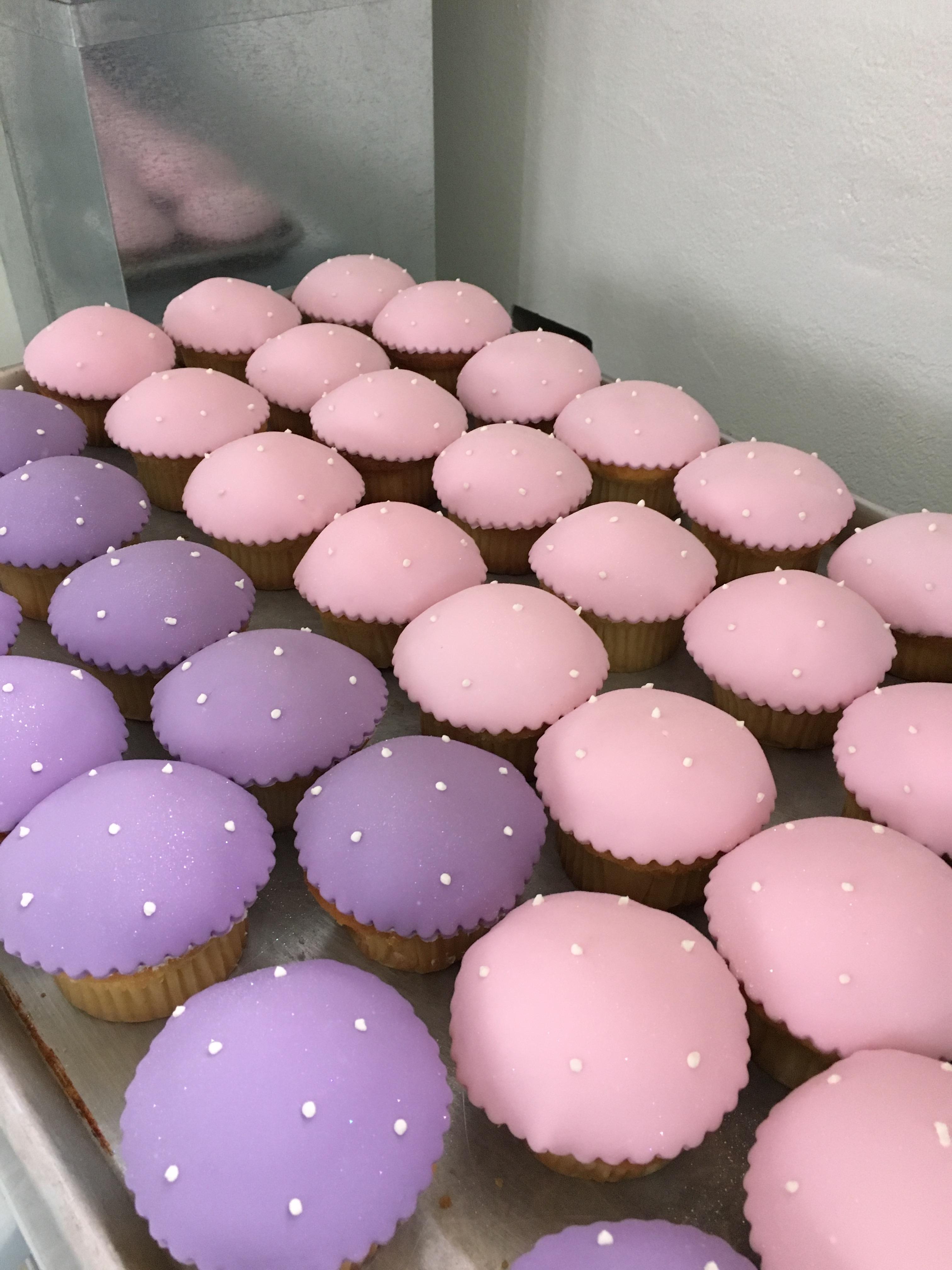 Cupcakes choconuez pastelería