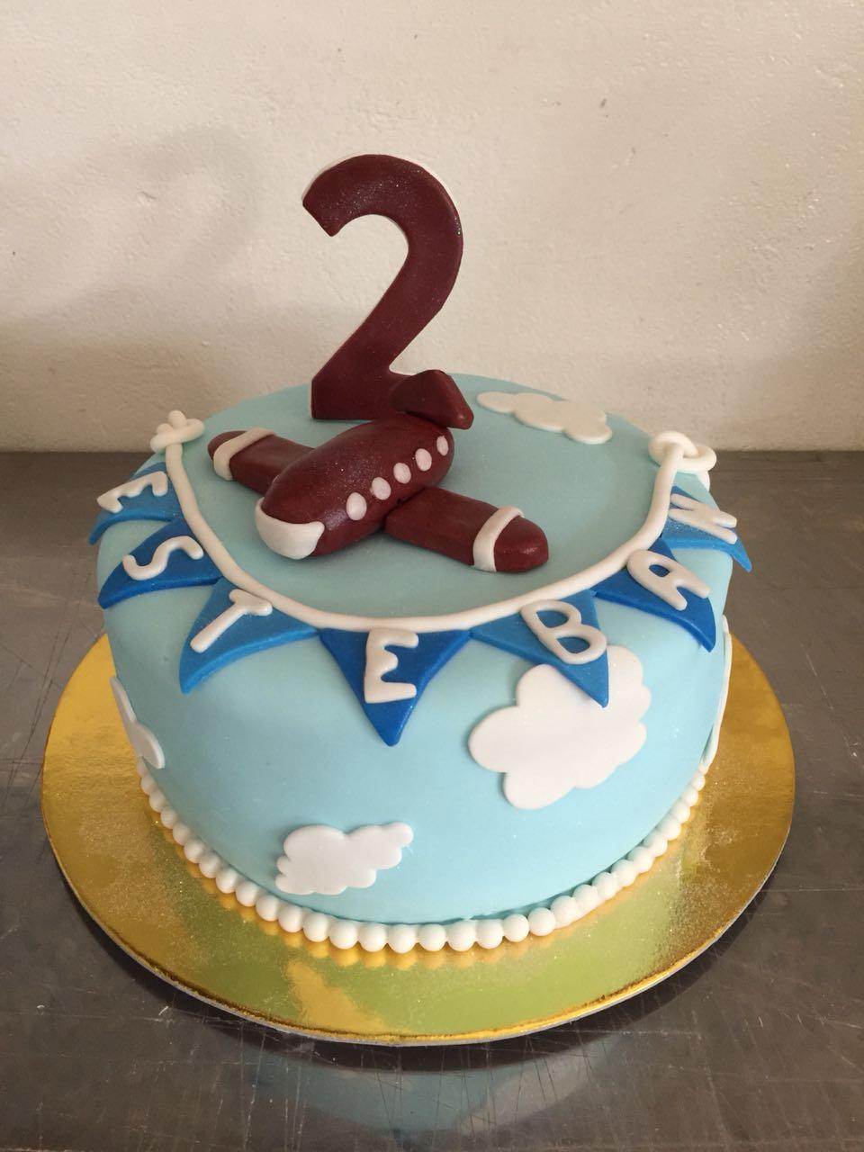 Tortas infantiles choconuez pastelería